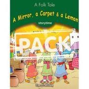 A mirror, a carpet and a lemon. Retold - Jenny Dooley