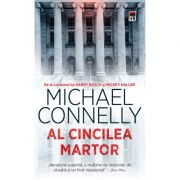 Al cincilea martor - Michael Connelly imagine libraria delfin 2021