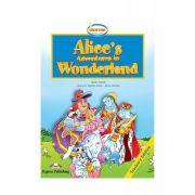 Alice`s Adventures in Wonderland. Retold Cartea profesorului - Virginia Evans