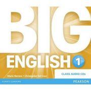 Imagine Big English 1 Class Audio - Mario Herrera