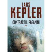 Contractul Paganini - Lars Kepler imagine libraria delfin 2021