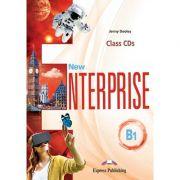 Curs limba engleza New Enterprise B1 Audio Set 3 CD - Jenny Dooley