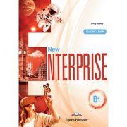 Curs limba engleza New Enterprise B1 Manualul Profesorului - Jenny Dooley