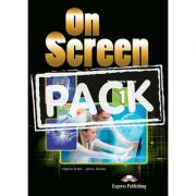 Curs limba engleza On Screen 1 Manual cu Digibook App - Jenny Dooley, Virginia Evans