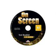 Curs limba engleza On Screen B1 Teste CD - Jenny Dooley