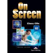 Curs limba engleza On Screen B2 Audio Set 3 CD - Virginia Evans, Jenny Dooley