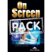 Curs limba engleza On Screen B2 Manual cu Digibook App - Virginia Evans, Jenny Dooley