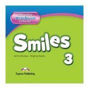 Curs Limba Engleza Smiles 3 Software pentru Tabla Interactiva - Jenny Dooley, Virginia Evans
