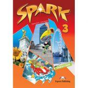 Curs limba engleza Spark 3 Monstertrackers Manualul elevului - Virginia Evans, Jenny Dooley imagine librariadelfin.ro