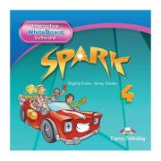 Curs limba engleza Spark 4 Monstertrackers Software pentru tabla magnetica interactiva - Virginia Evans, Jenny Dooley