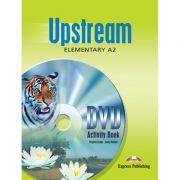 Curs limba engleza Upstream Elementary DVD la caiet - Virginia Evans, Jenny Dooley
