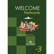 Curs limba engleza Welcome 2 Flashcards set 3 - Elizabeth Gray, Virginia Evans