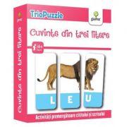 Cuvinte din trei litere. TrioPuzzle 2020 imagine librariadelfin.ro