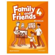Family and Friends 4. Workbook - Naomi Simmons