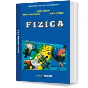 Fizica. Manual pentru cls. a IX-a - Doina Turcitu, Magda Panaghianu, Marin Serban imagine librariadelfin.ro
