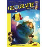 Geografie pentru clasa a IV-a - Valentina Stefan-Caradeanu imagine librariadelfin.ro