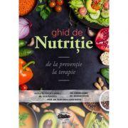 Ghid de nutritie, de la preventie la terapie. Alb negru - Nicoleta Tupita imagine librariadelfin.ro