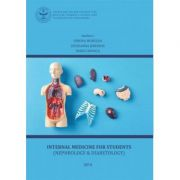Internal medicine for students. Nephrology & Diabetology, volume 1 - Simona Muresan imagine librariadelfin.ro