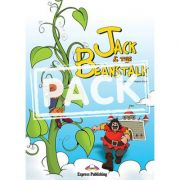 Jack and The Beanstalk cu MULTI-ROM - Virginia Evans, Jenny Dooley