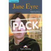 Jane Eyre Set cu CD - Jenny Dooley