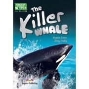 Literatura CLIL The Killer Whale cu cross-platform App - Jenny Dooley