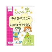 Matematica si explorarea mediului. Clasa a II-a. Partea a II-a (E3) Caiet de lucru. Exercitii, probleme, probe de evaluare. Varianta EDP (Balan, Andre imagine librariadelfin.ro