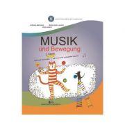 Muzica si miscare pentru scolile cu predare in limba materna germana. Clasa 2. Manual - Adriana Hermann imagine librariadelfin.ro