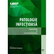Patologie infectioasa. Cazuri Clinice & Case-Based Learning. Alb-negru - Anca Meda Georgescu imagine librariadelfin.ro