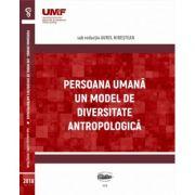 Persoana umana. Un model de diversitate antropologica - Aurel Nirestean, Emese Lukacs imagine librariadelfin.ro