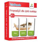Propozitii din trei cuvinte. TrioPuzzle 2020 imagine librariadelfin.ro