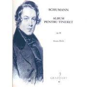 Shumann - Album pentru tineret. Op. 68 pentru pian imagine librariadelfin.ro