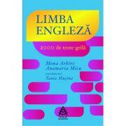 Sinteze de Limba Engleza in 2000 de teste-grila - Tania Musina imagine librariadelfin.ro