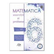 Matematica 2020 - Exercitii si probleme - clasa a VI-a - AVIZAT - conform cu noua programa - valabil pentru oricare dintre manualele aprobate de MEN imagine librariadelfin.ro