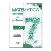 Matematica 2020 - Exercitii si probleme - clasa a VII-a - conform cu noua programa - valabil pentru oricare dintre manualele aprobate de MEN imagine librariadelfin.ro