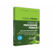 Codul penal si Codul de procedura penala - Noiembrie 2020 Editie tiparita pe hartie alba - Dan Lupascu imagine librariadelfin.ro