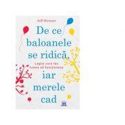 De ce baloanele se ridica, iar merele cad. Legile care fac lumea sa functioneze - Jeff Stewart imagine librariadelfin.ro
