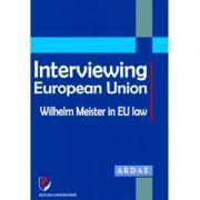 Interviewing European Union. Wilhelm Meister in EU law - Constantin Mihai Banu, Daniel Mihai Sandru imagine librariadelfin.ro