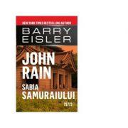 John Rain. Sabia samuraiului - Barry Eisler imagine libraria delfin 2021