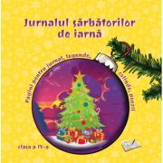 Jurnalul sarbatorilor de iarna, clasa a IV-a imagine librariadelfin.ro