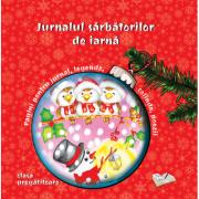 Jurnalul sarbatorilor de iarna, clasa pregatitoare imagine librariadelfin.ro