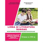 Limba si literatura romana pentru clasa a VII-a. Notiuni teoretice, aplicatii, recapitulari si teste de evaluare - Nicoleta-Sonia Ionica, Adina Grigor imagine librariadelfin.ro