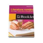 Literatura romana pentru BAC. Poezia. Epoci si ideologii literare - Margareta Onofrei imagine librariadelfin.ro