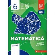 Matematica. Algebra, geometrie. Caiet de lucru. Clasa a VI-a. Initiere. Partea a II-a - Ion Tudor imagine librariadelfin.ro