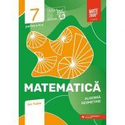 Matematica. Algebra, geometrie. Caiet de lucru. Clasa a VII-a. Initiere. Partea a II-a - Ion Tudor imagine librariadelfin.ro