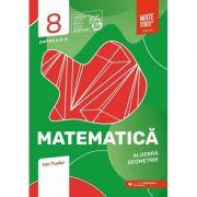 Matematica. Algebra, geometrie. Caiet de lucru. Clasa a VIII-a. Initiere. Partea a II-a - Ion Tudor imagine librariadelfin.ro