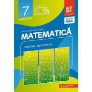 Matematica. Algebra, geometrie. Clasa a VII-a. Consolidare. Partea a II-a - Anton Negrila, Maria Negrila imagine librariadelfin.ro