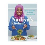 Nadiya's Kitchen - Nadiya Hussain imagine libraria delfin 2021