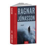 Negura - Ragnar Jonasson imagine libraria delfin 2021