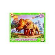 Puzzle Triceratops imagine librariadelfin.ro