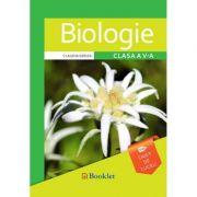 Biologie – caiet de lucru pentru clasa a V-a - Claudia Groza